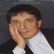 Click here for more info about 'Paul Simon - Born At The Right Time Tour'