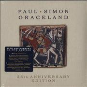 Click here for more info about 'Paul Simon - Graceland - 25th Anniversary Edition'