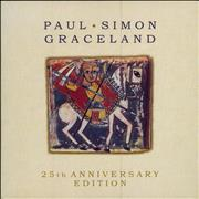 Click here for more info about 'Paul Simon - Graceland - 25th Anniversary Edition - EX'