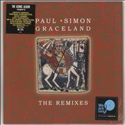 Click here for more info about 'Paul Simon - Graceland: The Remixes - Sealed'
