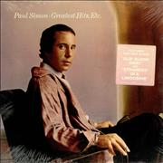 Click here for more info about 'Paul Simon - Greatest Hits, Etc - Sealed + Song Hype Sticker'