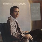 Click here for more info about 'Paul Simon - Greatest Hits, Etc. - gold stamp'