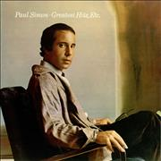 Paul Simon Greatest Hits, Etc. UK vinyl LP