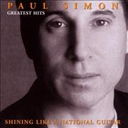 Click here for more info about 'Paul Simon - Greatest Hits: Shining Like A National Guitar'