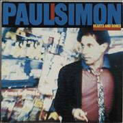 Click here for more info about 'Paul Simon - Hearts And Bones'