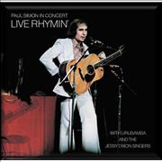 Click here for more info about 'Paul Simon - Live Rhymin''