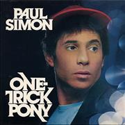 Click here for more info about 'Paul Simon - One Trick Pony'