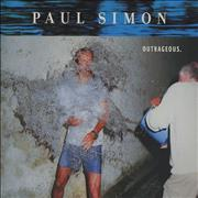 Click here for more info about 'Paul Simon - Outrageous'
