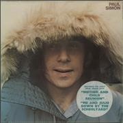 Click here for more info about 'Paul Simon - Paul Simon - Hype sticker'