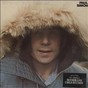 Click here for more info about 'Paul Simon - Paul Simon - Square Hype sticker'