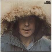 Paul Simon Paul Simon UK vinyl LP