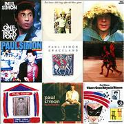 Click here for more info about 'Paul Simon - Set Of Nine CD-R's'