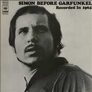 Click here for more info about 'Simon Before Garfunkel'