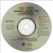 Click here for more info about 'Paul Simon - Songs From The Capeman'