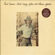 Click here for more info about 'Paul Simon - Still Crazy After All These Years - stickered p/s'