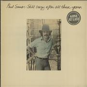 Click here for more info about 'Paul Simon - Still Crazy After All These Years - Gone At Last stickered picture sleeve'