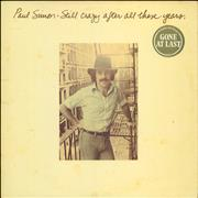 Click here for more info about 'Paul Simon - Still Crazy After All These Years - 'Gone At Last' Stickered Sleeve + Insert'