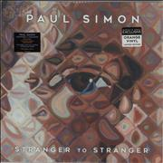 Click here for more info about 'Paul Simon - Stranger To Stranger - Orange Vinyl'