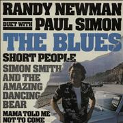 Click here for more info about 'Paul Simon - The Blues - Heavyweight Vinyl'