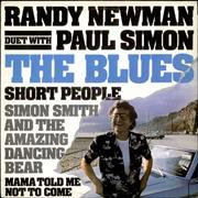 Click here for more info about 'Paul Simon - The Blues EP'