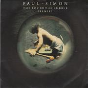 Click here for more info about 'Paul Simon - The Boy In The Bubble (Remix)'