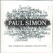 Click here for more info about 'Paul Simon - The Complete Albums Collection'