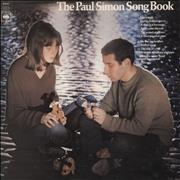 Paul Simon The Paul Simon Song Book UK vinyl LP