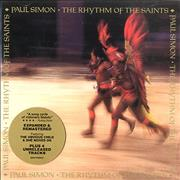 Click here for more info about 'Paul Simon - The Rhythm Of The Saints'