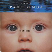 Click here for more info about 'Paul Simon - The Surprise Sampler'
