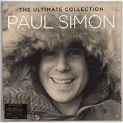 Paul Simon The Ultimate Collection - 180gram Vinyl + Shrink UK 2-LP vinyl set