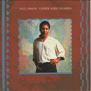 Click here for more info about 'Paul Simon - Under African Skies'