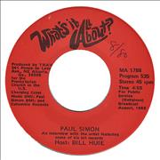 Click here for more info about 'Paul Simon - What's It All About'