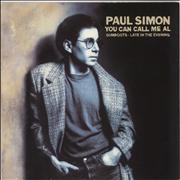 "Paul Simon You Can Call Me Al UK 12"" vinyl"