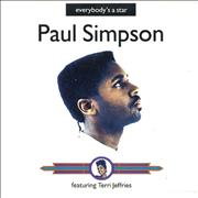 Click here for more info about 'Paul Simpson - Everybody's A Star'
