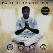 Click here for more info about 'Paul Simpson - One'