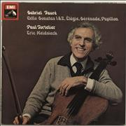 Click here for more info about 'Paul Tortelier - Fauré: Cello Sonatas 1 & 2, Élégie, Sérénade, Papillon'