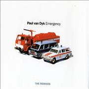Click here for more info about 'Paul Van Dyk - Emergency - The Remixes'