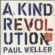 Click here for more info about 'Paul Weller - A Kind Revolution - 180gram Vinyl + Sealed'