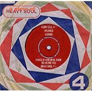 Paul Weller A Piece Of Heavy Soul UK CD single Promo