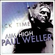 Click here for more info about 'Paul Weller - Aim High'