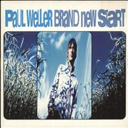 Click here for more info about 'Paul Weller - Brand New Start'