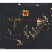 Paul Weller Broken Stones UK CD single