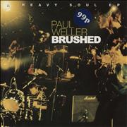 Click here for more info about 'Paul Weller - Brushed - A Heavy Soul EP'