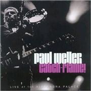 Paul Weller Catch - Flame! Live At The Alexandra Palace UK 2-CD album set