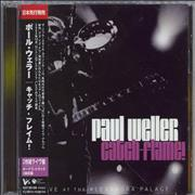 Click here for more info about 'Paul Weller - Catch-Flame'