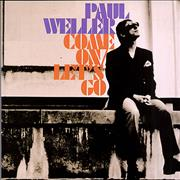 Click here for more info about 'Paul Weller - Come On / Let's Go - Both 7