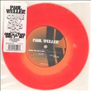 Click here for more info about 'Paul Weller - Come On/Let's Go - Coloured Vinyl'
