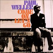 Click here for more info about 'Paul Weller - Come On/Let's Go'