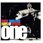 Paul Weller Days Of Speed - One UK CD single Promo