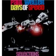 Paul Weller Days Of Speed - One/Two/Three + Slipcase UK 3-CD set Promo